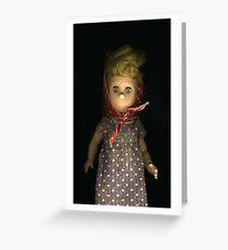 Poor Pitiful Pearl Greeting Card