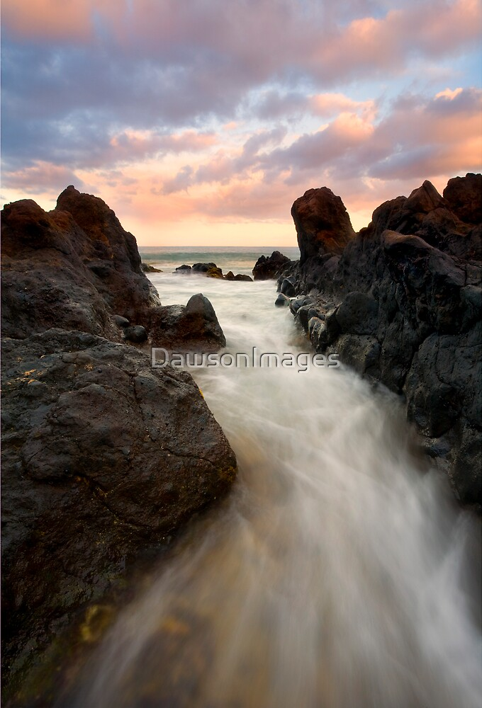 Primordial Tides by DawsonImages
