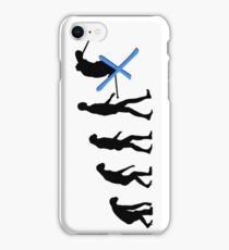 Evolution Ski iPhone Case/Skin