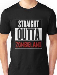 Straight Outta Zombieland Unisex T-Shirt