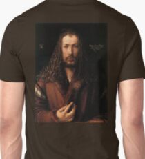 DURER, Albrecht Dürer, Self portrait, Art, Artist, Painter T-Shirt