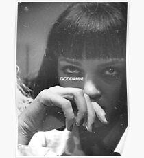 Mia Wallace Poster