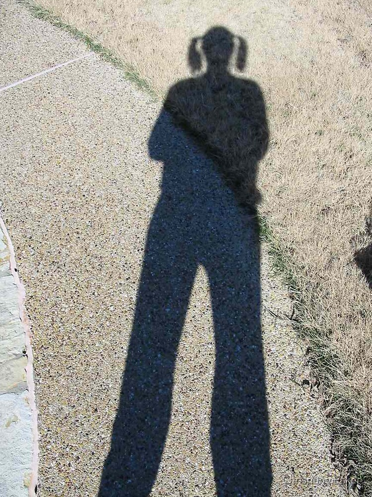 Same Shadow Different Place by Christiane Esker