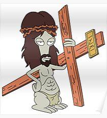 Roger Jesus Poster