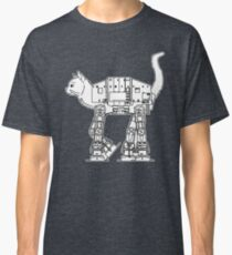 Star Wars - Cat-Cat Imperal Walker Classic T-Shirt