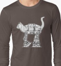 Star Wars - Cat-Cat Imperal Walker Long Sleeve T-Shirt