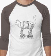 Star Wars - Cat-Cat Imperal Walker Men's Baseball ¾ T-Shirt