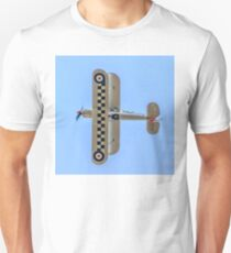 Hawker Fury I K5674 G-CBZP over the top Unisex T-Shirt