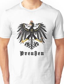 Prussia Flag Unisex T-Shirt