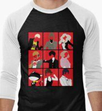 Warriors of justice Men's Baseball ¾ T-Shirt