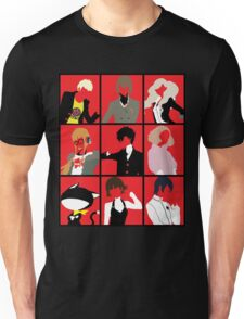 Warriors of justice Unisex T-Shirt