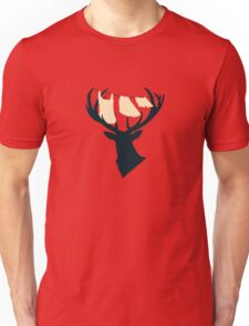 Domestic Stag Unisex T-Shirt