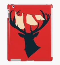 Domestic Stag iPad Case/Skin