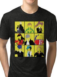 pursuers of truth Tri-blend T-Shirt
