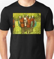 Reconnaissance (zoom) T-Shirt