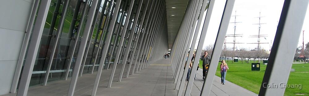 Melbourne Exhibition Centre by Colin Chuang