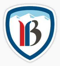 Breckenridge Ski resort Sticker