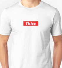 Thicc box logo T-Shirt