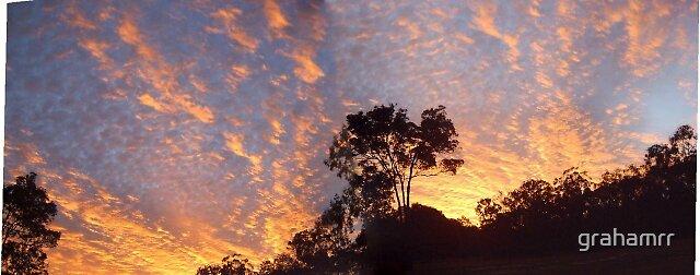 Boonooroo Sun Set by grahamrr