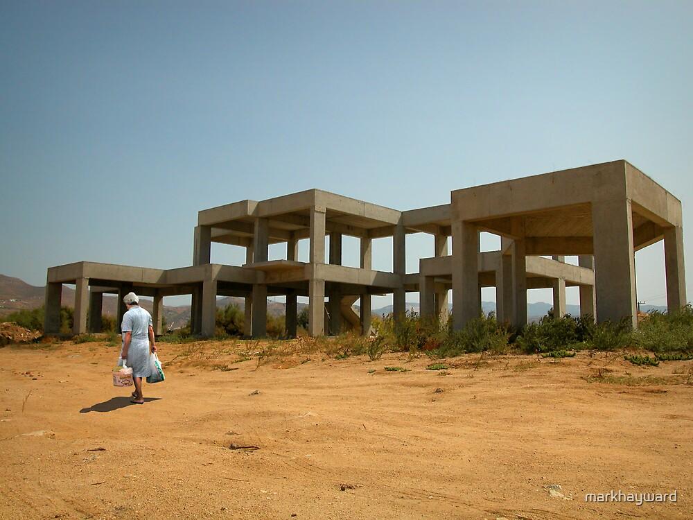 Naxos Structure by Mark Hayward