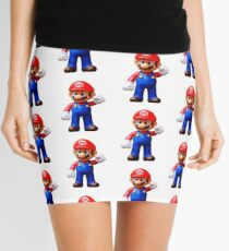 Super Mario Mini Skirt