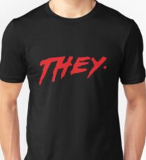 THEY – Nu Religion Unisex T-Shirt