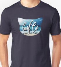 Surf Cat T-shirt and clothing T-Shirt