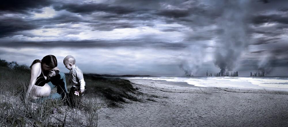 Despair | Rebirth | Hope  by L B