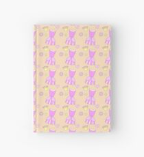 Muster Prinzessin Hardcover Journal