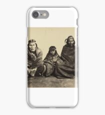 ESTEBAN GONNET  American Indians iPhone Case/Skin