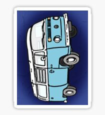 Blue Bay Graphic Sticker