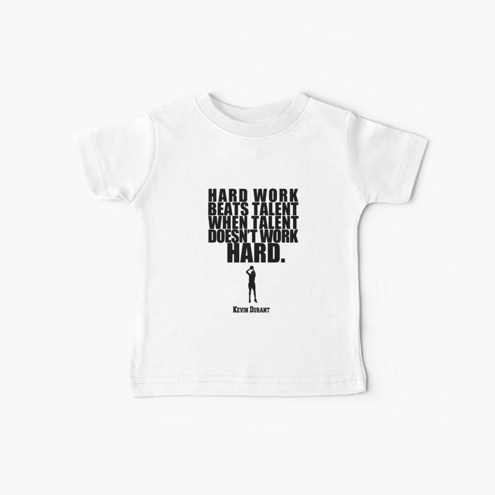Kevin Durant Camiseta para bebés