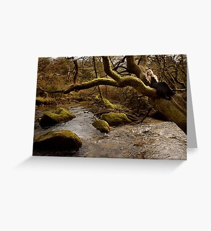 Healing Streams Greeting Card
