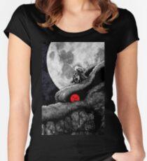 MADARA AND KYUBI Women's Fitted Scoop T-Shirt