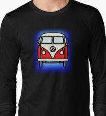 Red White Campervan T-Shirt
