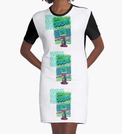 VAPORWVES2 Graphic T-Shirt Dress