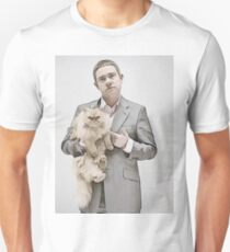 Martin and Cat Unisex T-Shirt