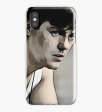 Young Graves iPhone Case/Skin