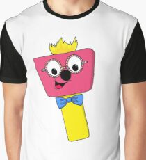Mallet's Mallet 80's TV Graphic T-Shirt