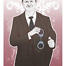 Mystrade - Typical Items - Mycroft by Clarice82