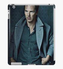 Model Stare iPad Case/Skin