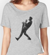 LEO (etched) Women's Relaxed Fit T-Shirt