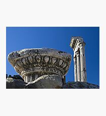Rome - Forum Romanum Photographic Print