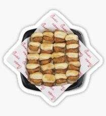 Chick-n-Minis Sticker