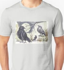 Call to the Crow... Unisex T-Shirt