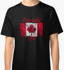 Celebrate Canada's 150th Birthday Classic T-Shirt