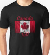 Celebrate Canada's 150th Birthday T-Shirt