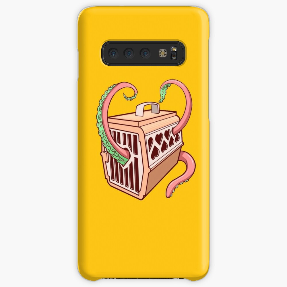 Tentacles Case & Skin for Samsung Galaxy