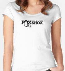 FOX RACING VII Women's Fitted Scoop T-Shirt