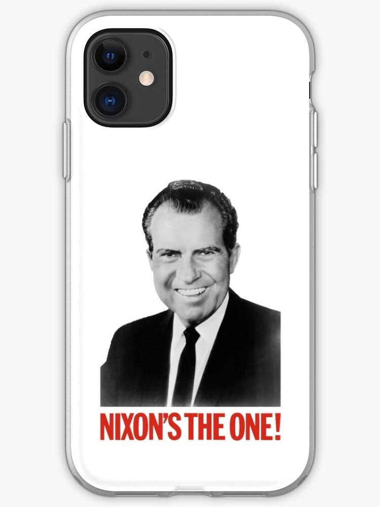 Picture Art Fingerprints of Former US President Richard Nixon Framed Print